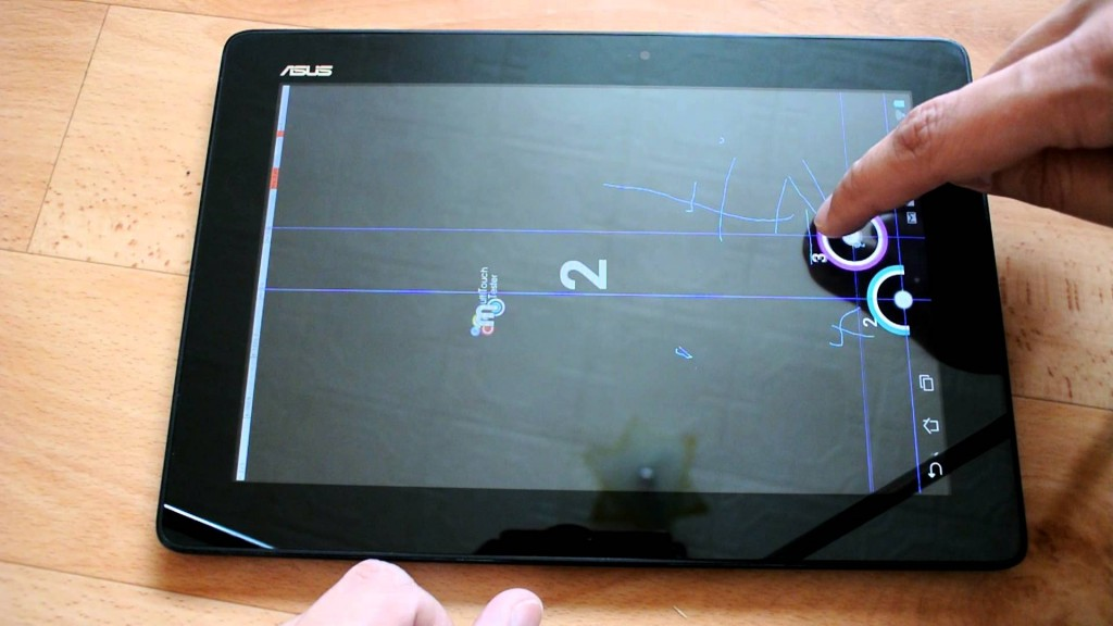 Digitizer Touchscreen Tablete Asus