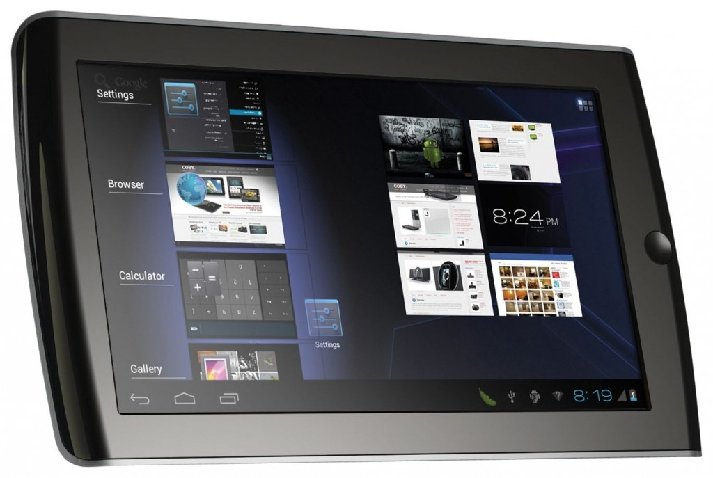 Digitizer Touchscreen Tablete Coby