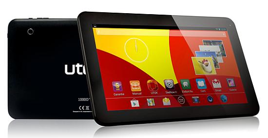 Digitizer Touchscreen Tablete Utok