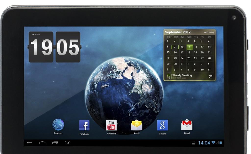 Digitizer Touchscreen Tablete eBoda
